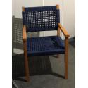 Cadeira Grécia  com Corda