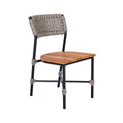 Cadeira Lia em Corda Náutica