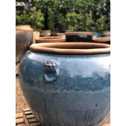 Vaso Vietnamita Nairobi G - Diam 98 x Alt 75