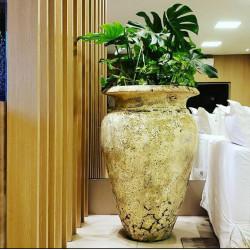 Vaso Vietnamita Eros - Diam 73  x  Alt 106
