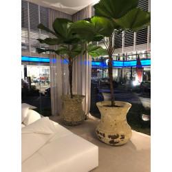 Vaso Vietnamita Artemis - Diam 74  x  Alt 80