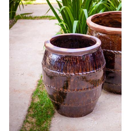Vaso Vietnamita Abuja - Diam 50  x  Alt 60