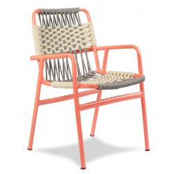 Cadeira Bay Corda Náutica