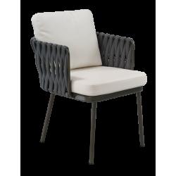 Cadeira Nath Tricô