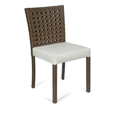 Cadeira Florença  Fibra Sintética