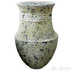 Vaso Vietnamita Phoenician Atlantis - Diam 63  x  Alt 99