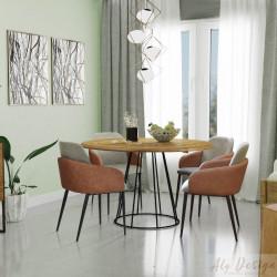 Conjunto Mesa Biboca e Cadeiras Aziz