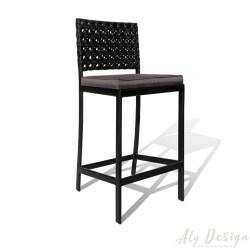 Banqueta  Diamante Fibra - Design Studio MA