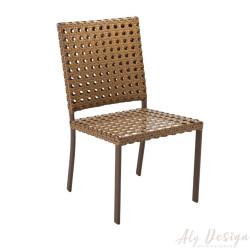 Cadeira Diamante em Fibra
