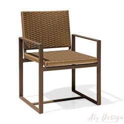 Cadeira Domus em Fibra Sintética