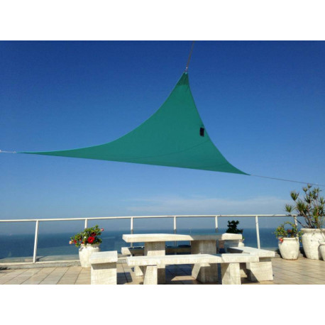 Tenda Ingênua Triangular 5 x 5 x 5