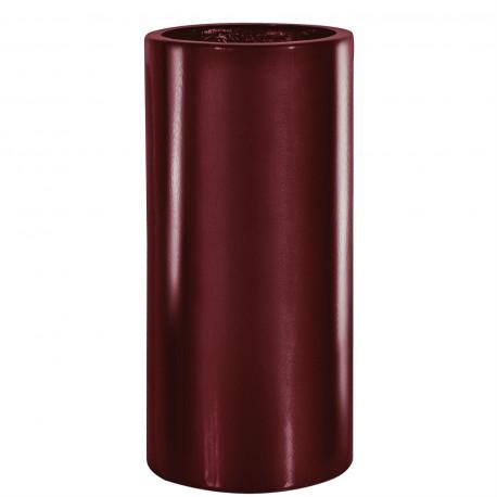 Vaso Cilindro 70 x 34 x 34 em Fibra de Vidro