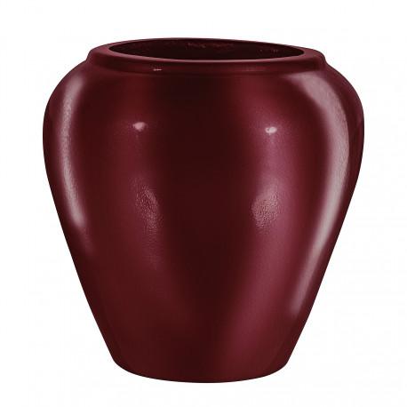 Vaso Urna 63 x 75 x 35 em Fibra de Vidro