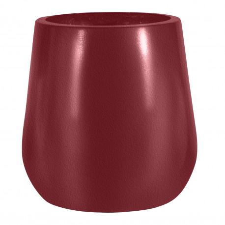 Vaso Elegance M 60 x 48 x 46 em Fibra de Vidro