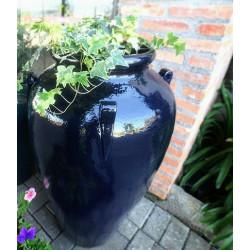Vaso Pote M em Fibra de Vidro