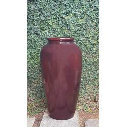Vaso Pote 1,10 Alt x 38 Diam x 34 B em Fibra de Vidro