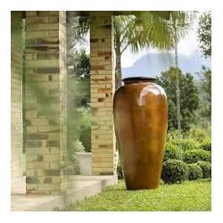 Vaso Pote 1,60 x 50  x 43 em Fibra de Vidro