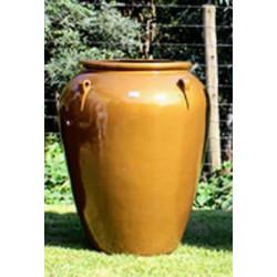 Vaso Potira com Alça em Fibra de Vidro