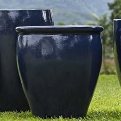 Vaso Romano 68 x 66 x39 em Fibra de Vidro